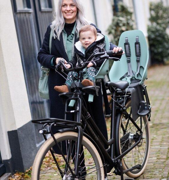 Dětské cyklosedačky Urban Iki 2