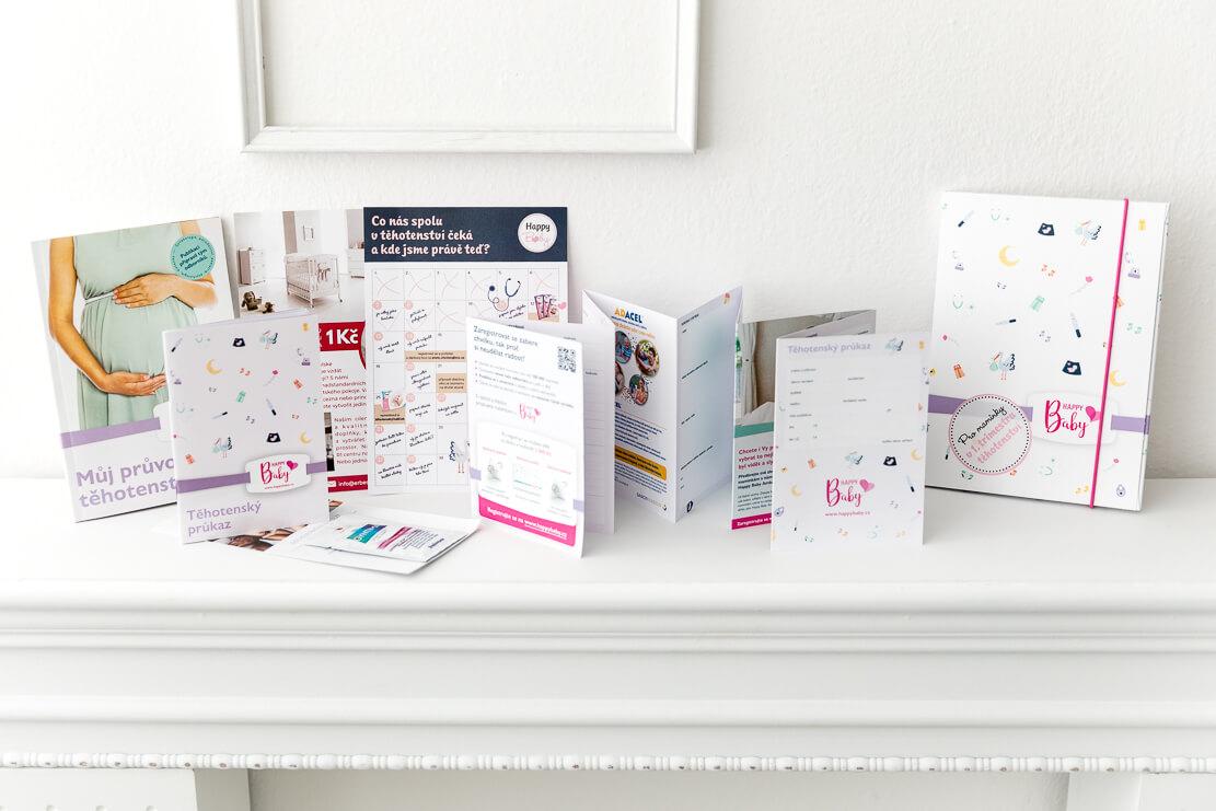 Publikace Happy Baby - Můj průvodce těhotenstvím 5