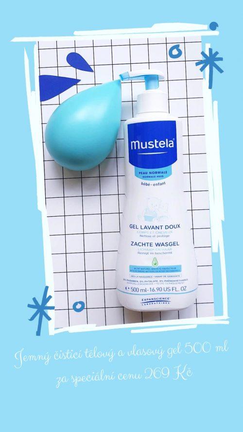 Kosmetika Mustela pravidelně plní balíčky Happy Baby 2