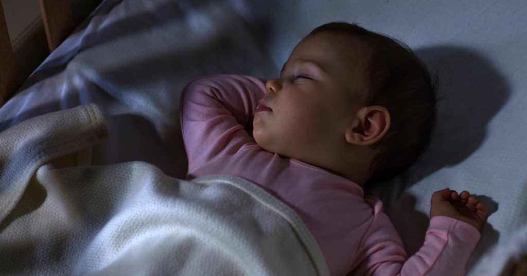 Spánek miminek 1