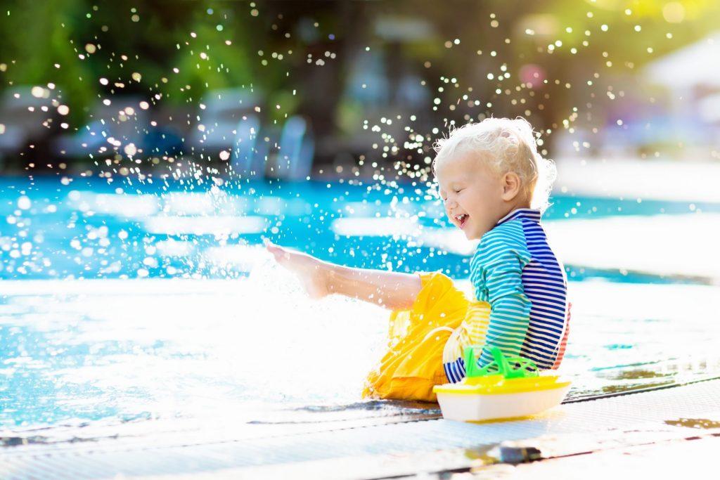 Letní vodní radovánky