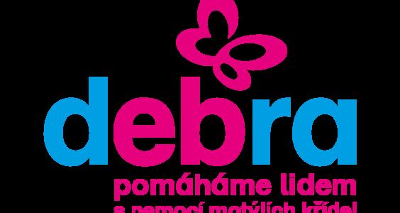 Představujeme organizace - DEBRA ČR 7