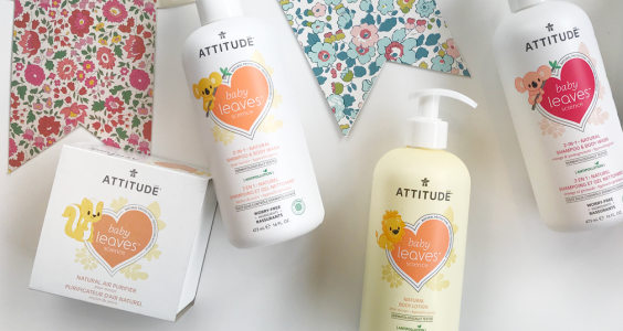 Soutěž o 5 balíčků kosmetiky ATTITUDE 1