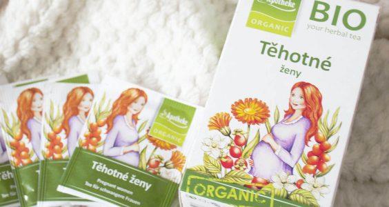Bio čaj pro těhotné od Apotheke