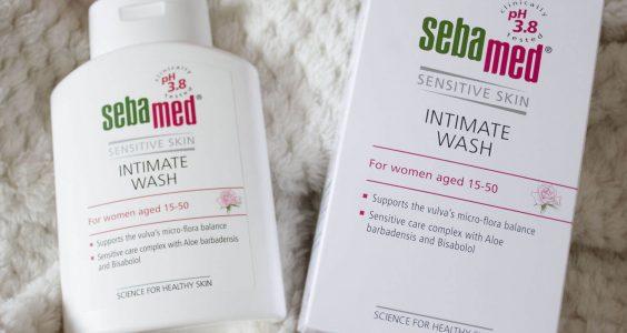 seba med péče o intimní hygienu