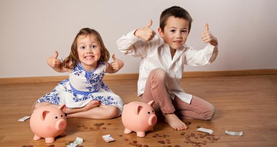 děti a finance - průzkum