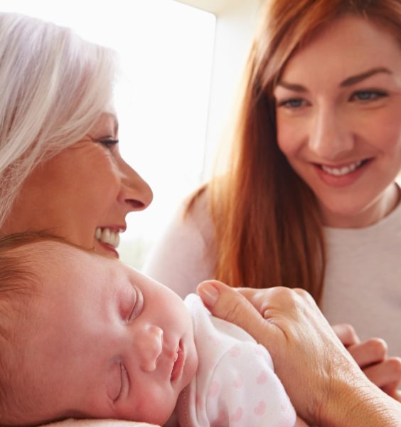 Mateřství osamělé místo Happy Baby
