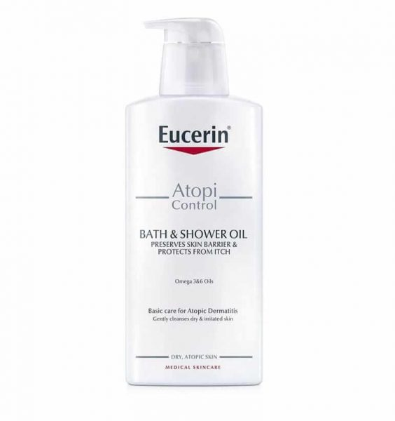 Eucerin AtopiControl Sprchový olej