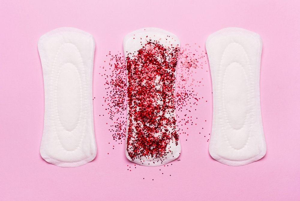 Menstruace v těhotenství