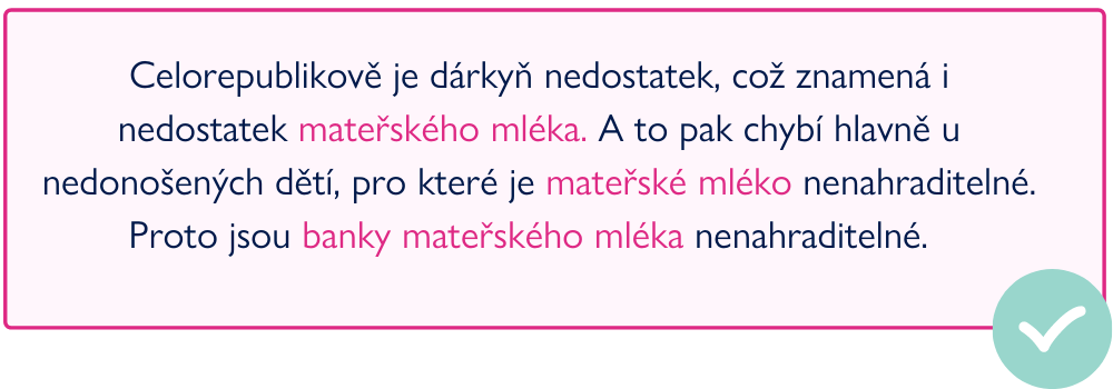 Banky mateřského mléka