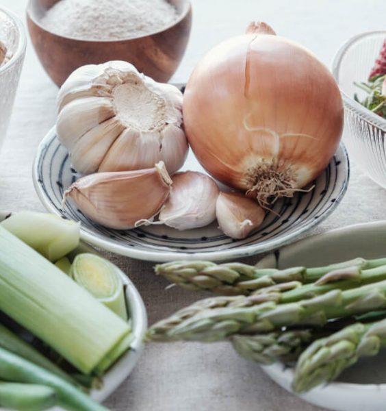 probiotika - zelenina