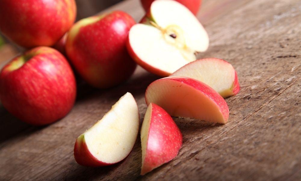 jablečné taštičky