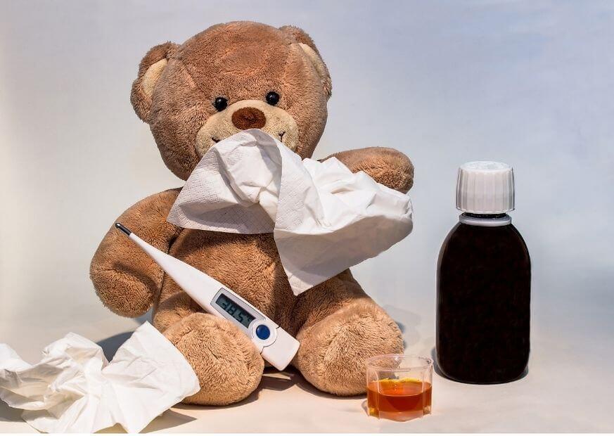 Nemoc u dětí