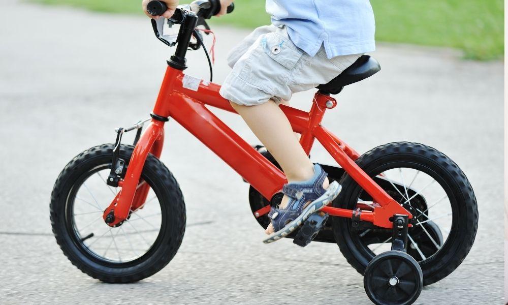 Jazda na bicykli