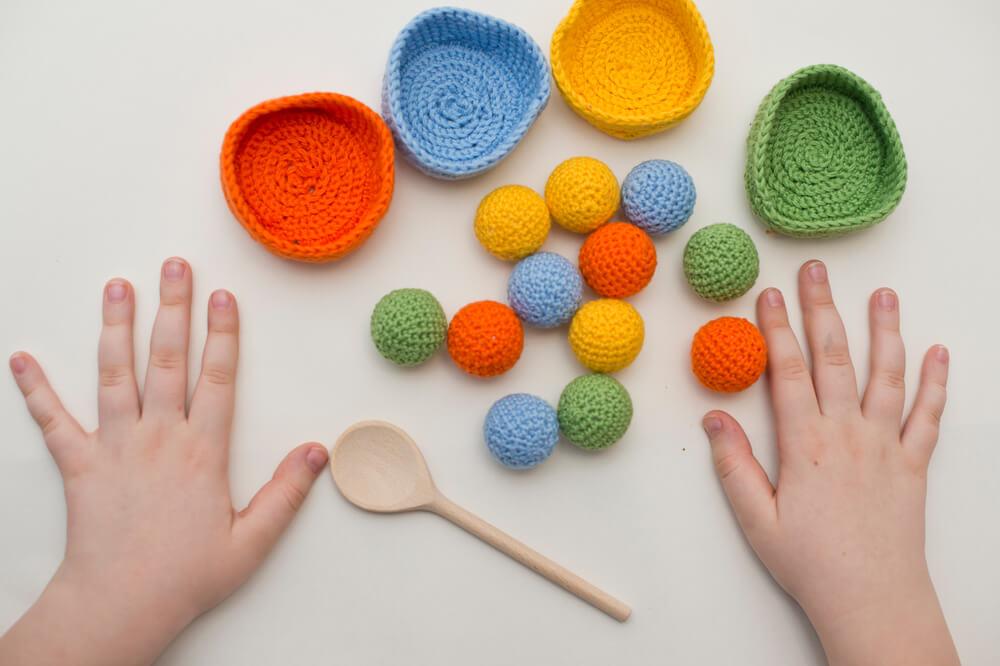 barvy a děti