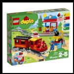 Soutěž o LEGO® DUPLO® Parní vláček